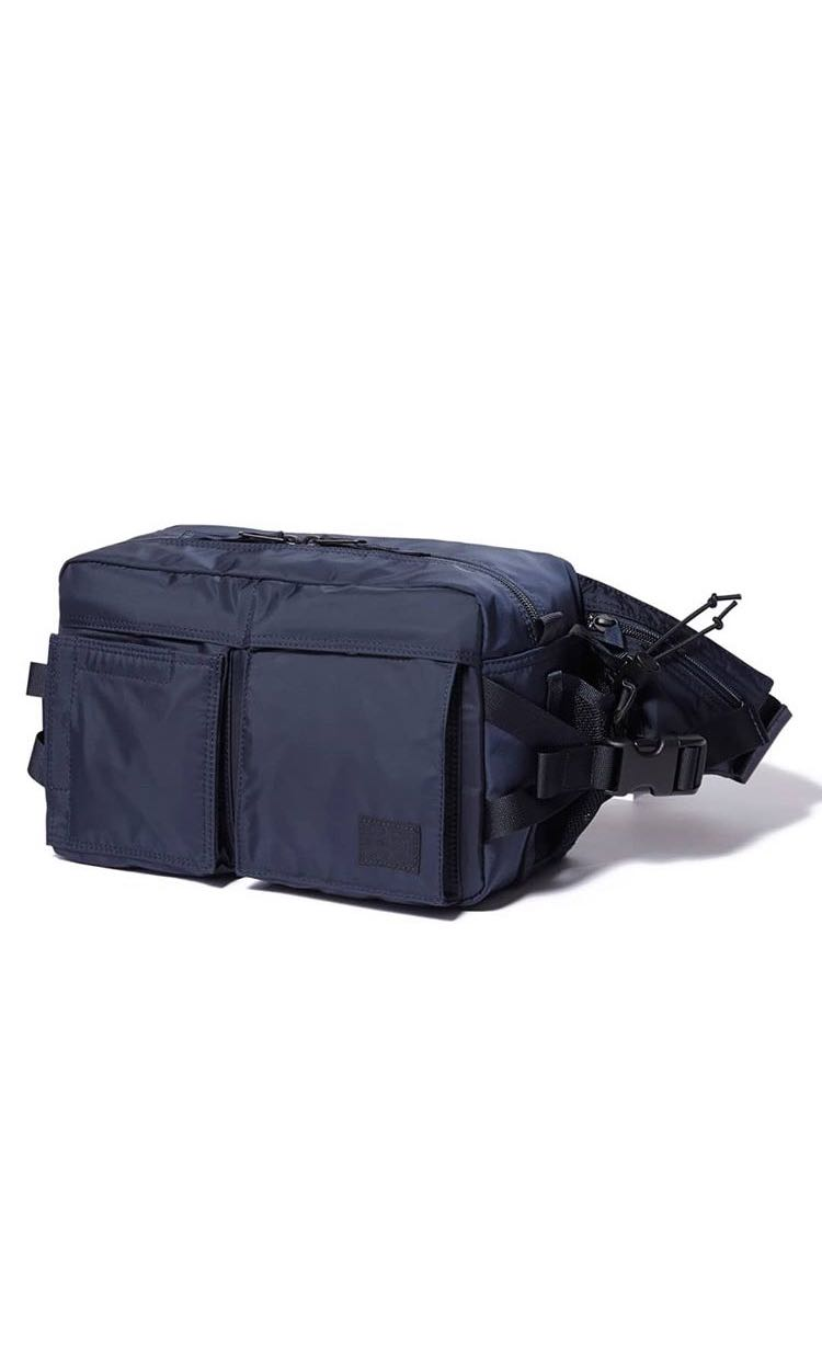 Head Porter Master Navy Waist Bag 39d4f5302f664