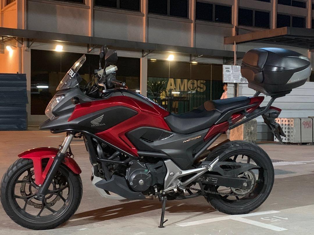 Honda Nc750x Motorbikes Motorbikes For Sale Class 2 On Carousell