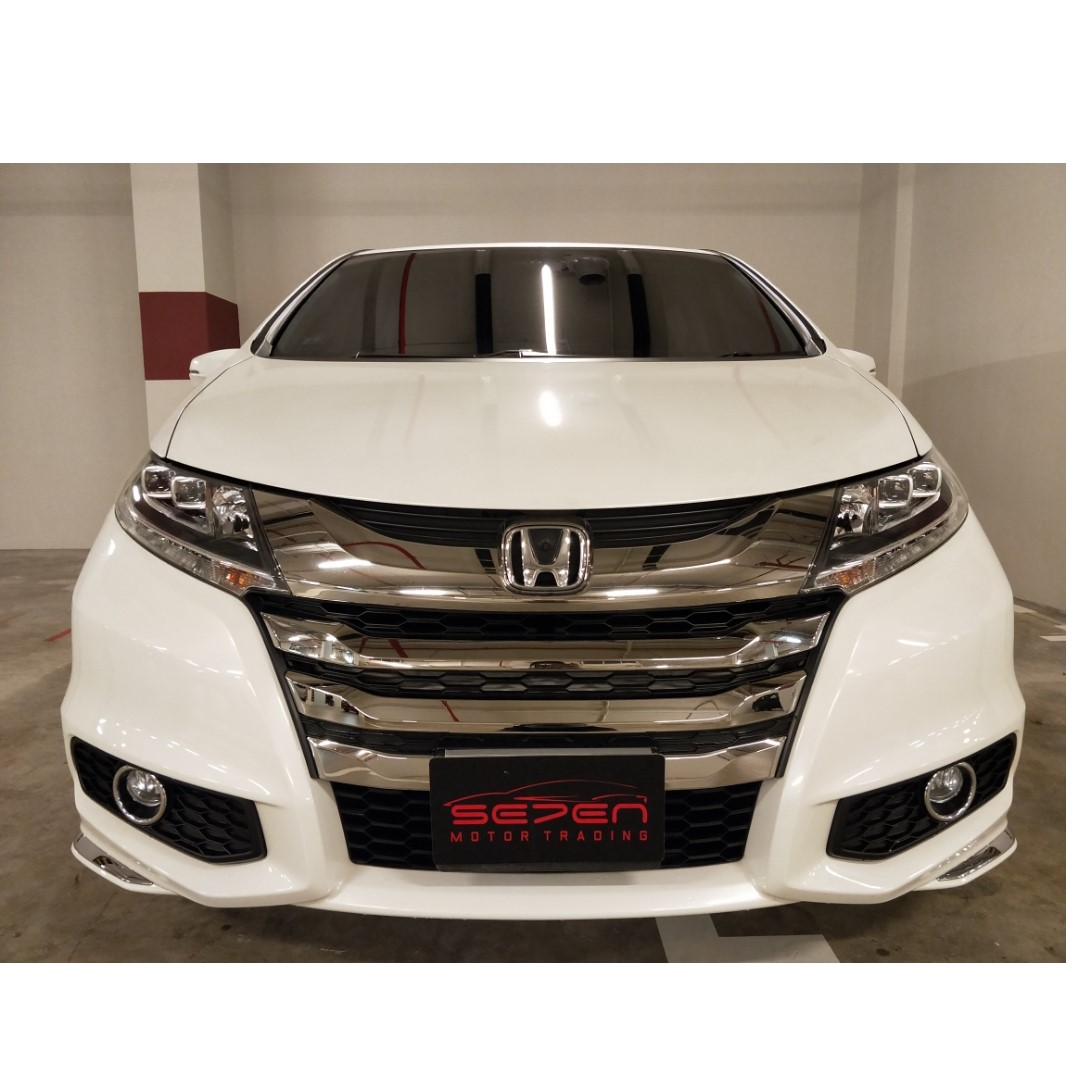 Honda Odyssey 2 4 8 Seater Cars Vehicle Rentals On Carousell
