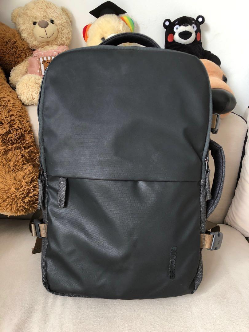 fe2a96164afb Incase EO Travel Backpack (Black)
