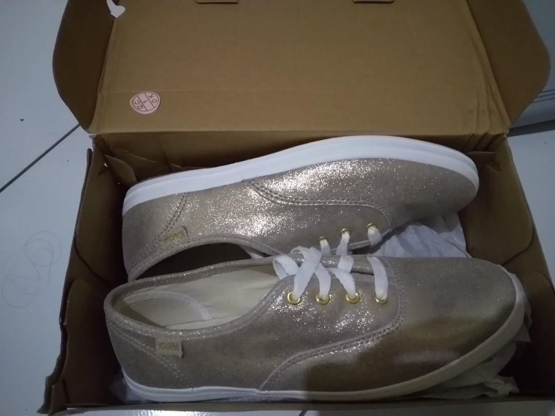 keds champion glitter suede off 65
