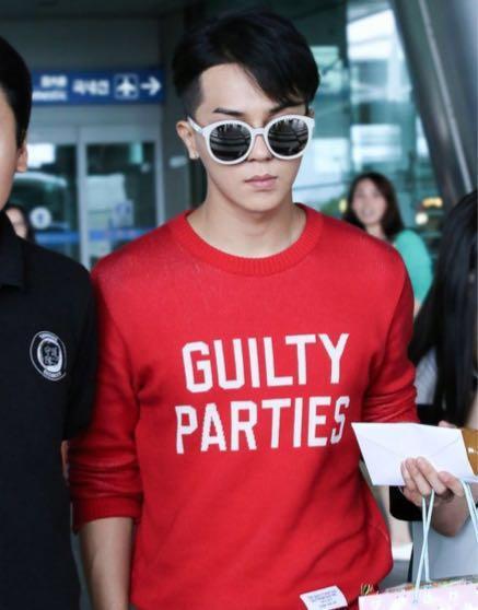 KOREAN HOODIE WINNER MINO EXO D.O BEG GAIN GUILTY PARTIES