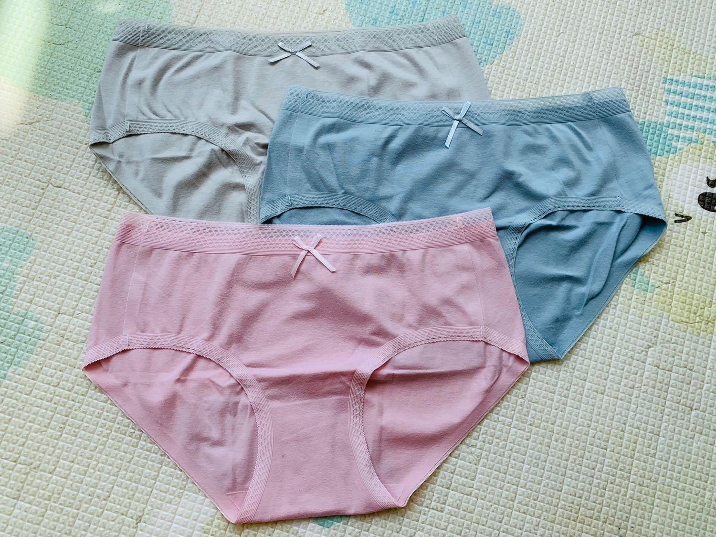 652b3639661c Ladies lace cotton seamless underwear panty, Women's Fashion ...