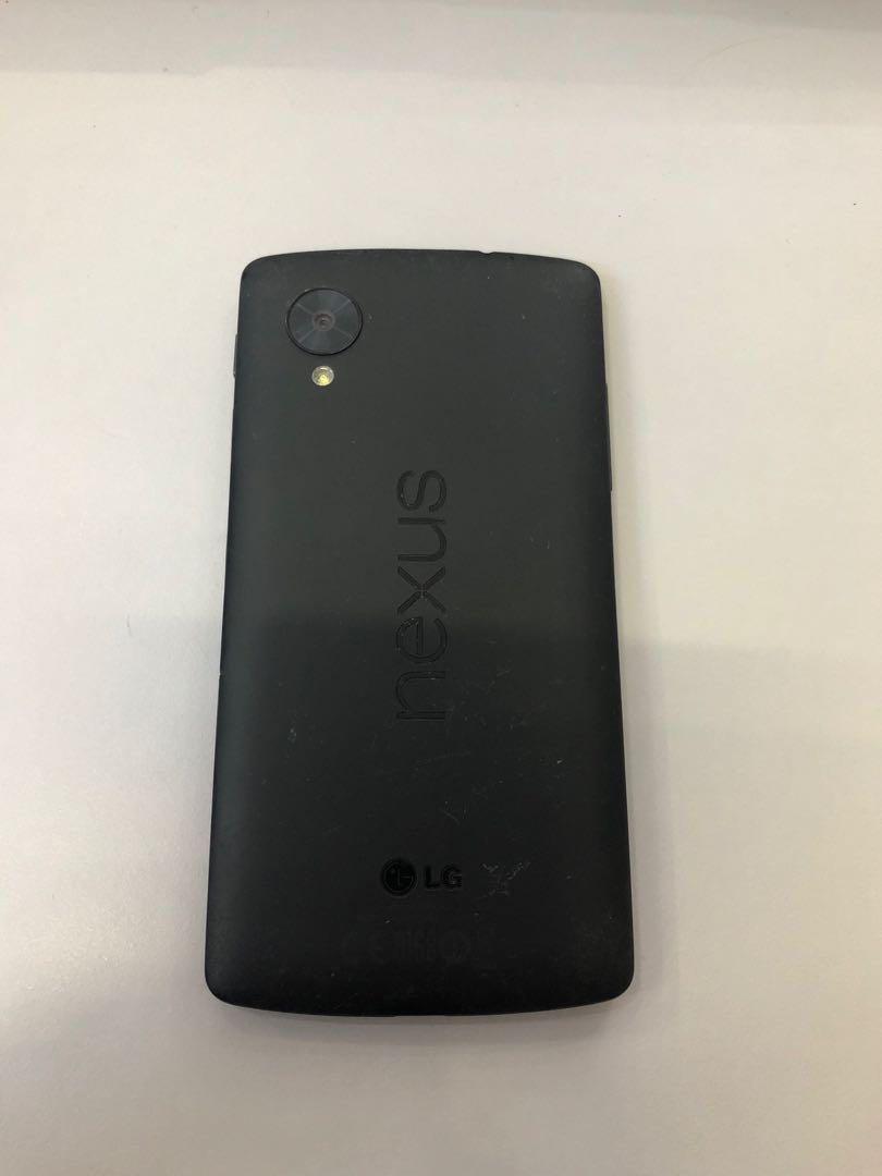 LG Nexus 5 16GB ROM 2GB RAM