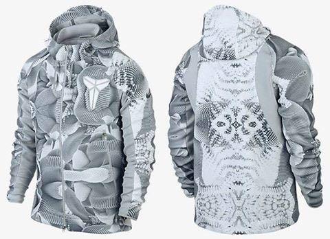 Kobe mambula hypermesh jacket
