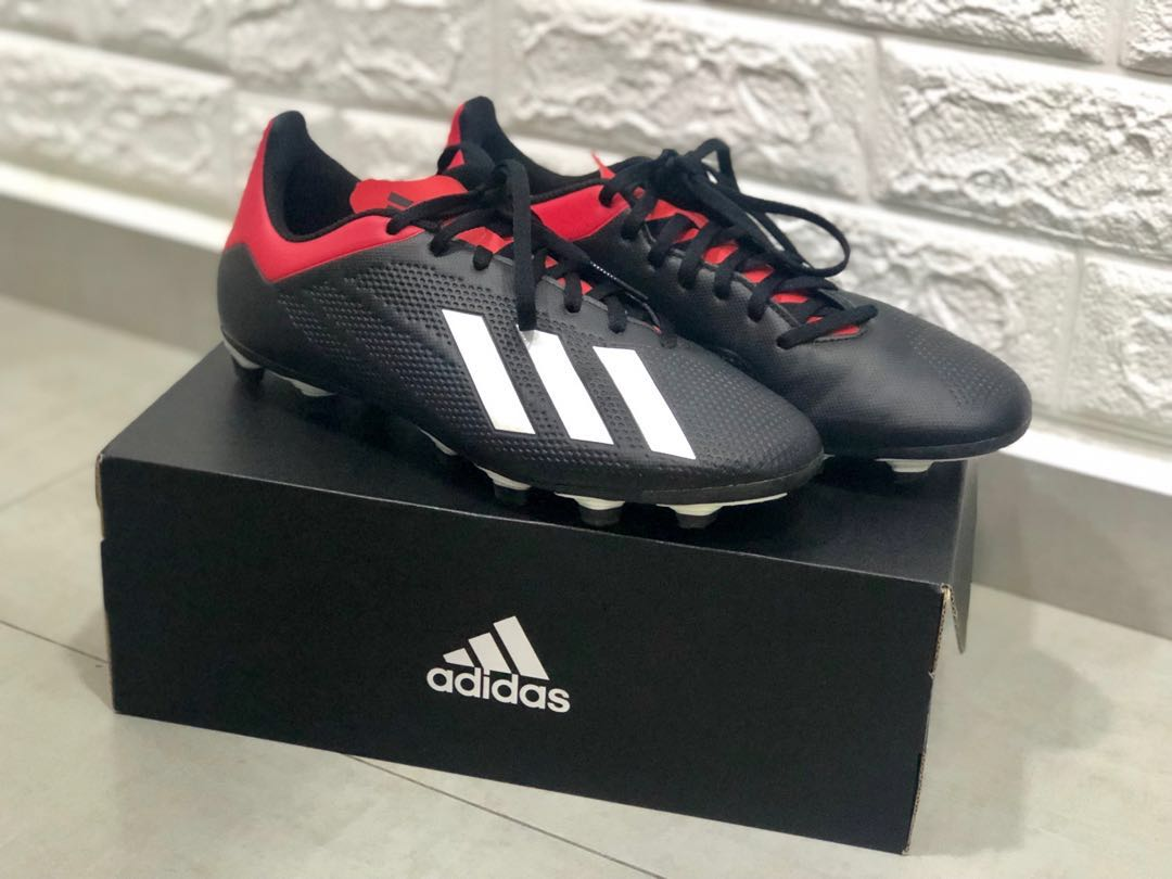 2d987df4e MEN S ADIDAS X 18.4 FG Soccer boots US8 - Like new in box