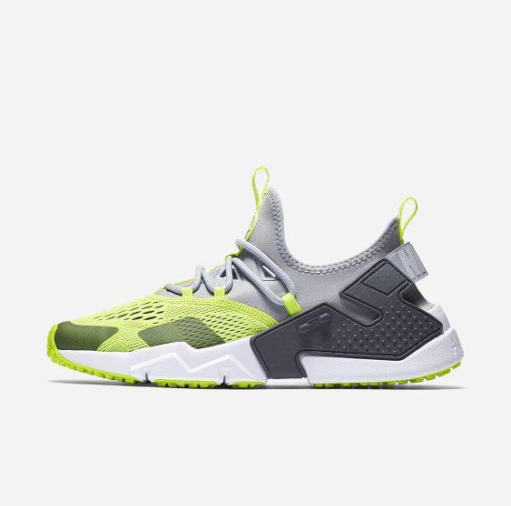 cc3ad1ab563f Men s Nike Air Huarache Drift Breathe-Wolf Grey