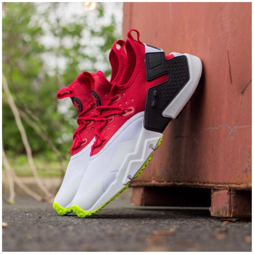 Men's Nike Air Huarache Drift GYM RED