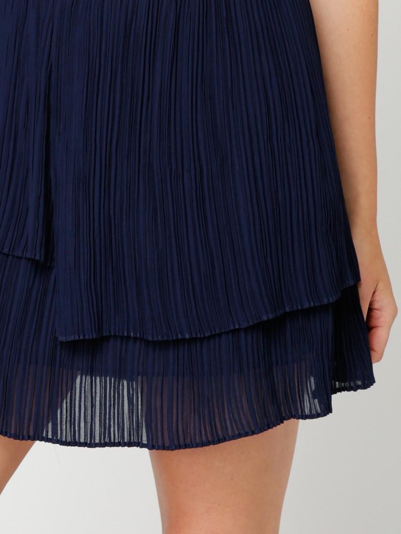 MINKPINK Island Hopper pleated skirt (size XS) BRAND NEW