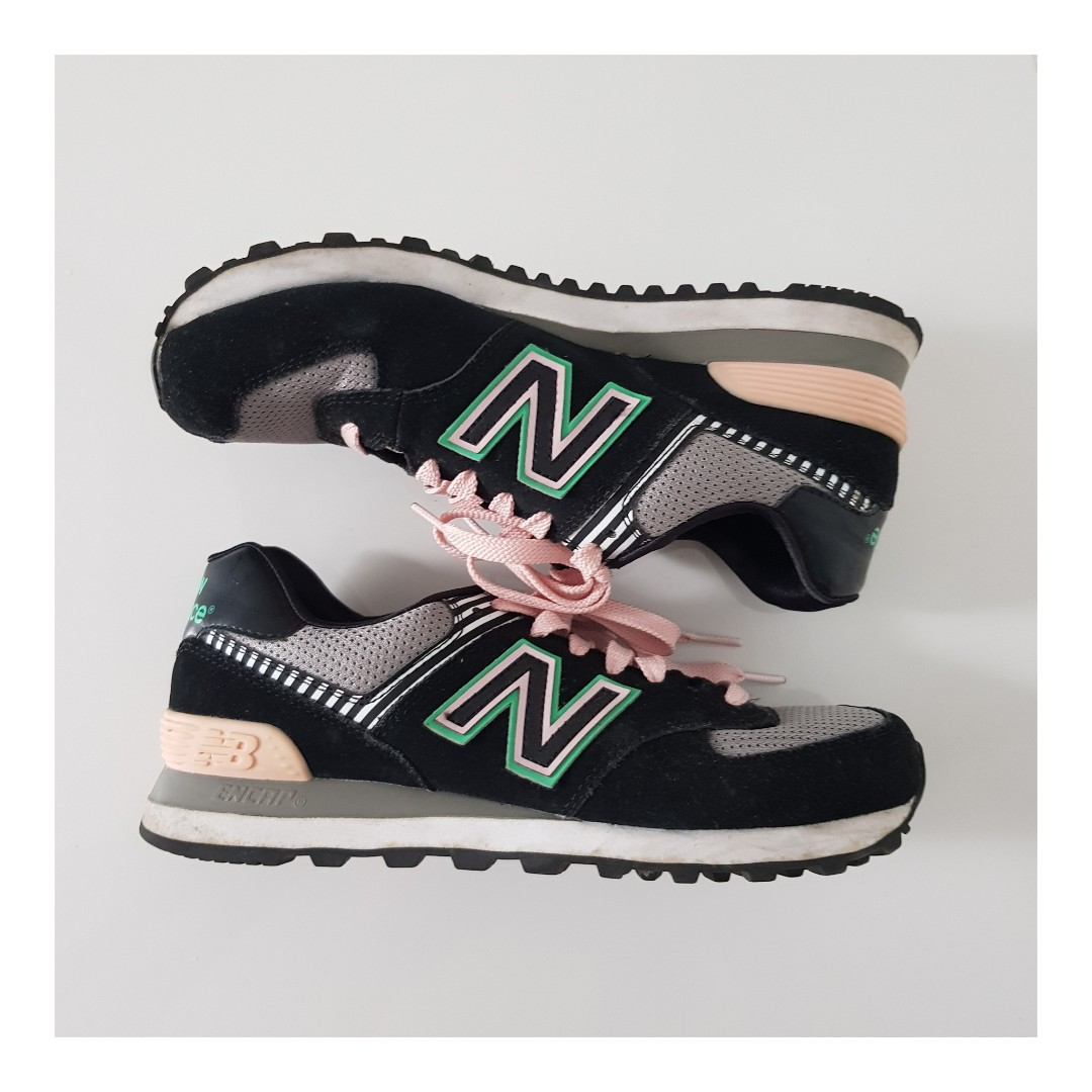 buy online 9c40e 147d0 New Balance 574 Sneakers, Women s Fashion, Shoes, Sneakers on Carousell