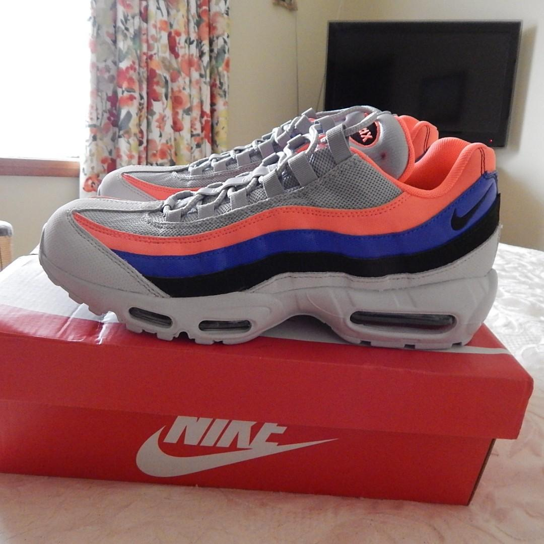 Nike Air Max 95 Essential Mens shoes, size 10 US, brand new in box