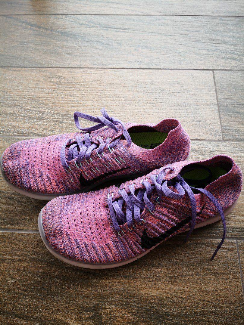 tarjeta Renunciar emoción  Nike Free RN Flyknit Purple Earth (US 8.5), Women's Fashion, Shoes,  Sneakers on Carousell