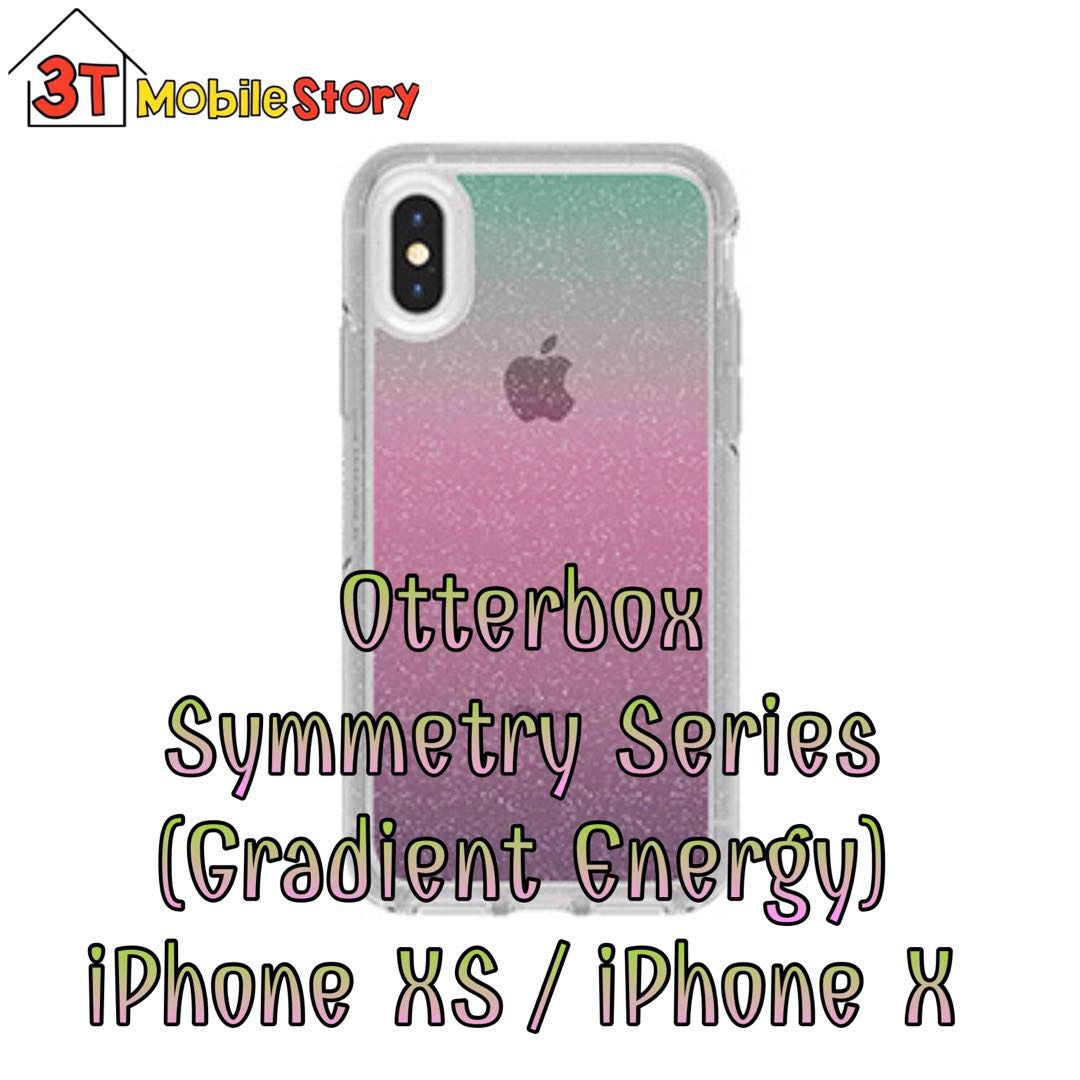promo code a238a 880e9 Otterbox Symmetry (Gradient Energy) iPhone XS / iPhone X