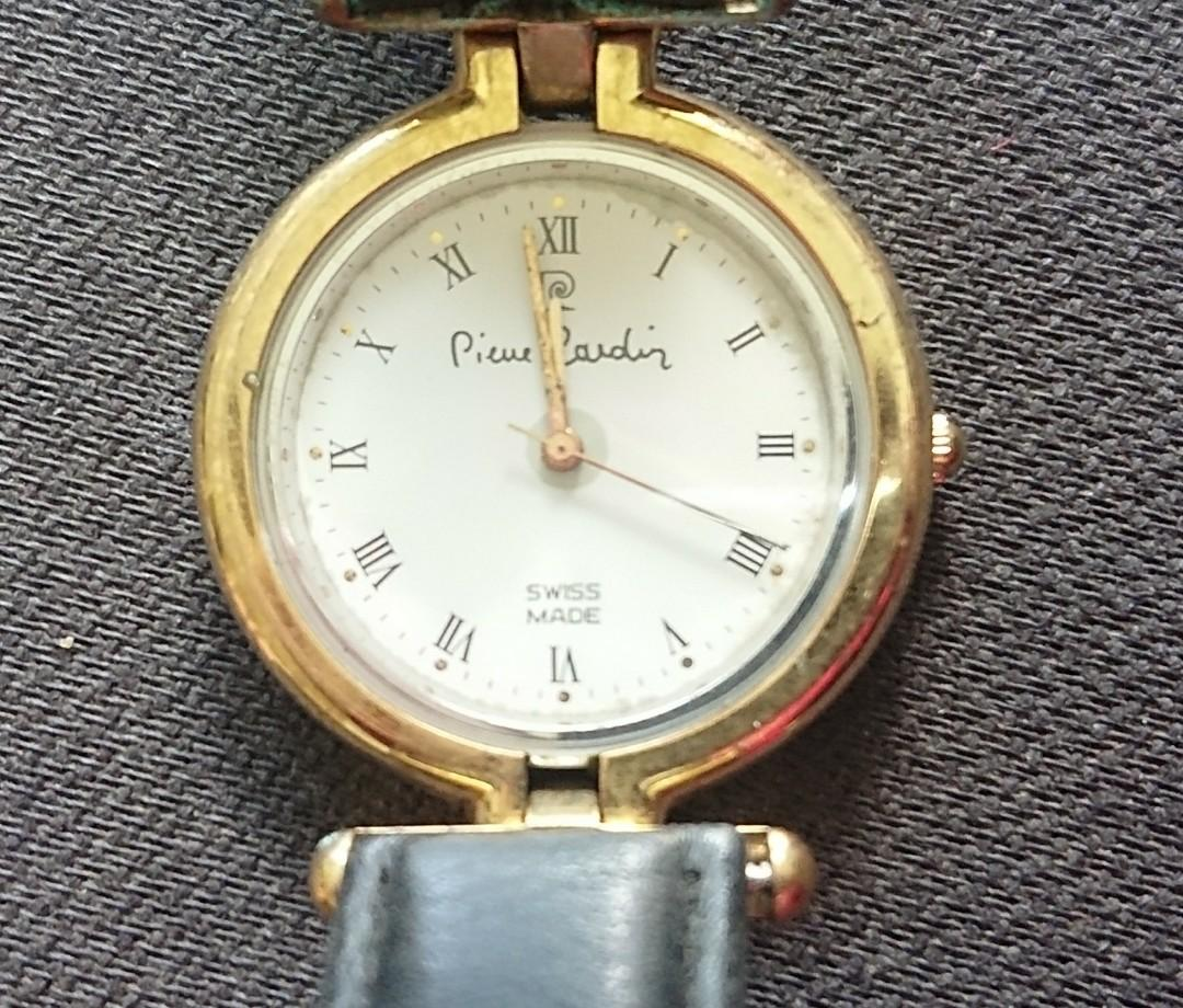 Pierre Cardin Watch Vintage Collectibles Vintage Watches Jewelry On Carousell