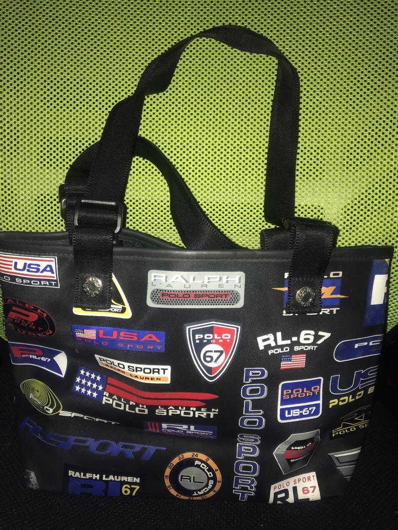 Ralph lauren polo sport tote bag 599d323751773