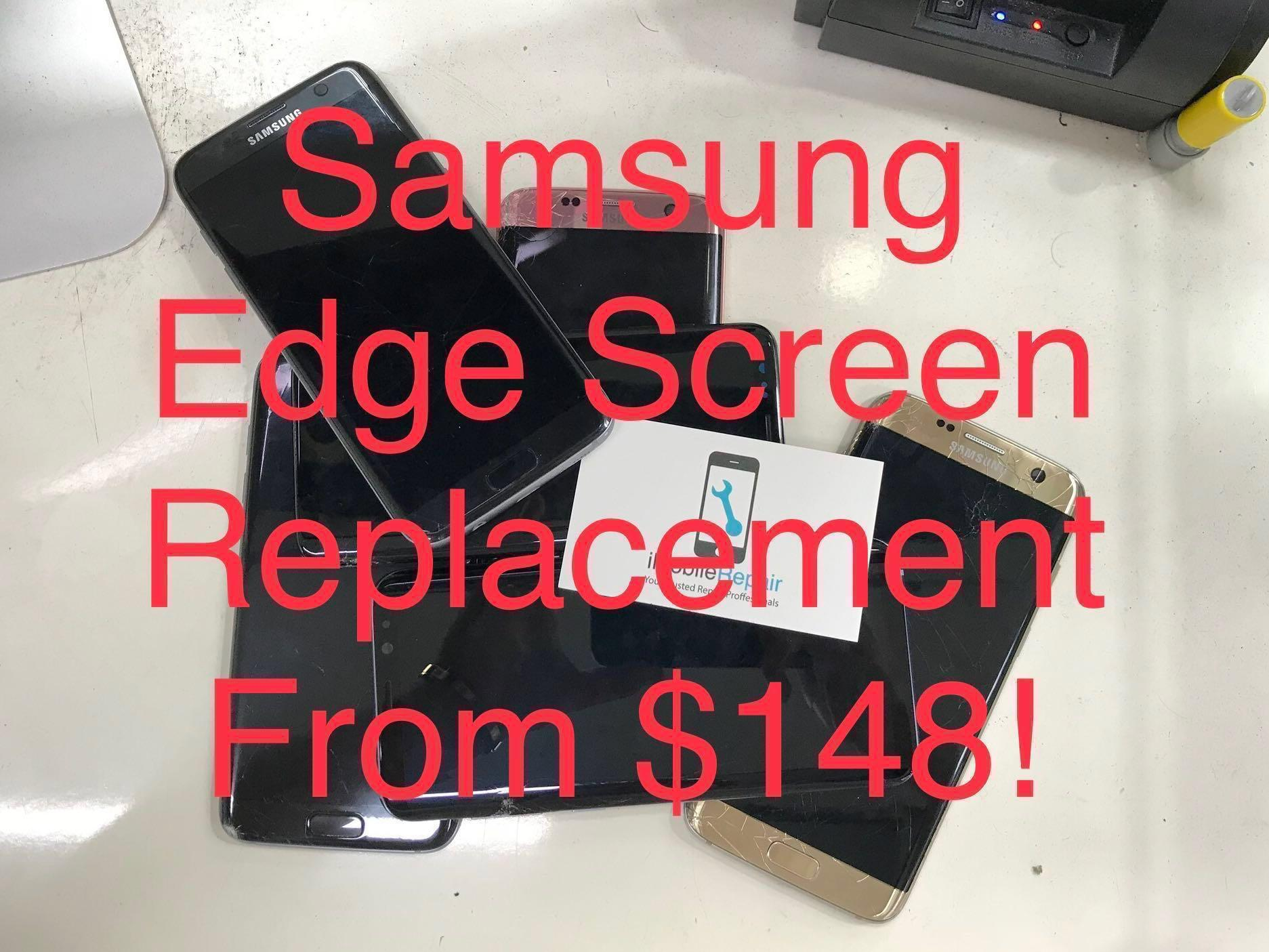 Screen Repair for S7 edge/ S8/ Note 8, Lifestyle Services