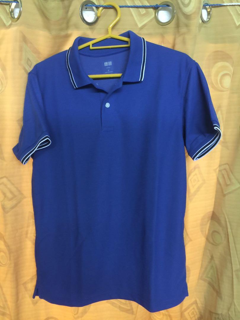 31ce997d7 Uniqlo  Pique Short Sleeve Polo Shirt
