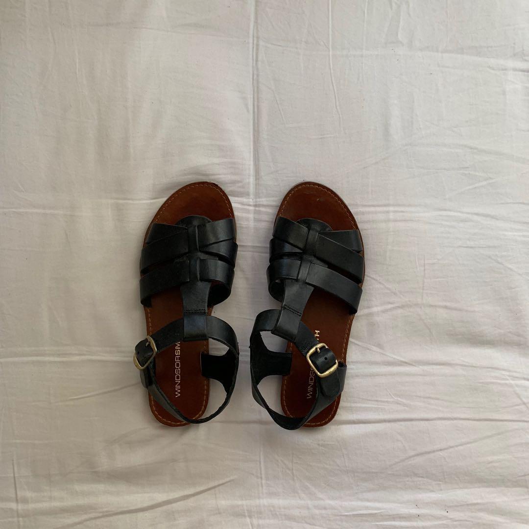 WINDSOR SMITH Gladiator Sandals