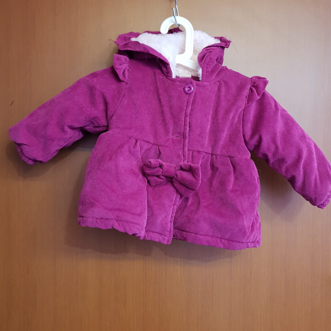 35deab013 Winter Jacket for Baby Girl, Babies & Kids, Babies Apparel on Carousell