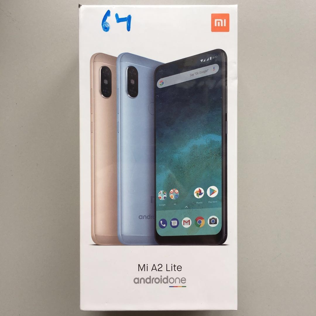 5b98b1ac3a9 🆕Xiaomi Mi A2 Lite 4GB RAM 64GB ROM Gold 4 64GB Android One