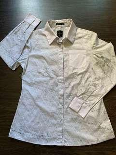 Marble design shirt