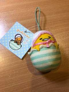 🚚 全新日本帶回蛋黃哥吊飾✨