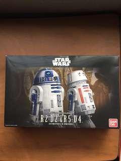 Starwars R2D2 R5D4