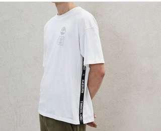 🚚 Timberland x Chris Raeburn T-shirt in White