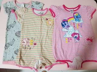Baby girl outdoor clothes