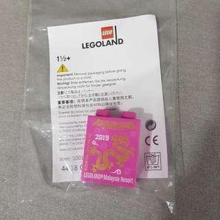 🚚 Lego Duplo Brick - 2019 Happy Lunar New Year (Pink and Limited edition)