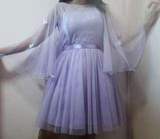 Voilet dress