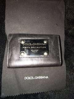 Authentic Men's DOLCE & GABBANA Key Pouch