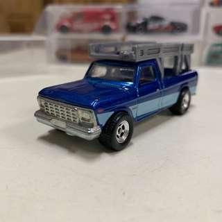 Hotwheels Ford F250