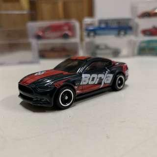 STH Hotwheels 2015 Ford Mustang gy