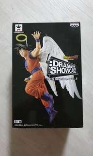 Dragonball dragon ball dramatic showcase 5th season volume 1 angel goku