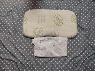 Little zebra baby pillow