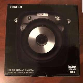🚚 Instax SQ10 Camera (Black)