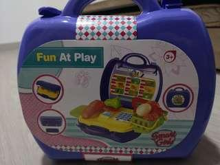 🚚 Fun at play supermarket set