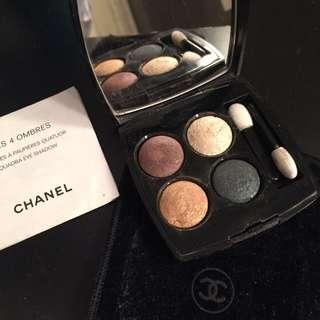 Chanel Les 4 Ombres 94 Reflets ombre eyeshadow palette