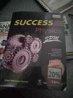 Success Physics SPM
