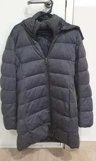 Uniqlo winter down jacket