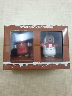 Starbucks Thailand Key Chain