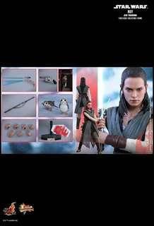 徵 Hottoys Star Wars Rey training