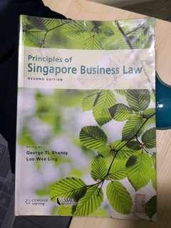 🚚 AB1301 Business Law Textbook