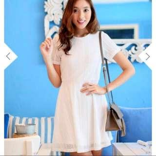 🚚 TSW Greece Lace Flare Dress  #SpringCleanAndCarousell