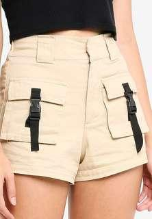 🚚 Factorie multi pockets cargo shorts