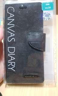 Canvas Diary手機套G960 GAL S9
