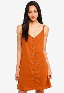 🚚 Cotton on Margot button down dress