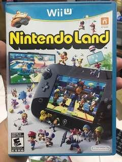 Wii U games Nintendo Land