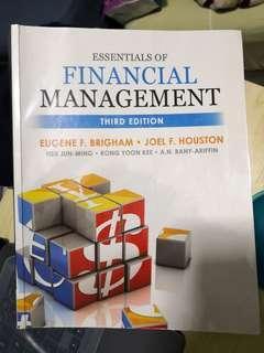 🚚 AB1201 Financial Management Textbook